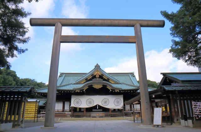 靖国神社 終戦記念日
