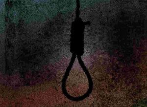 福岡県 中国人 留学生 死刑 首つり